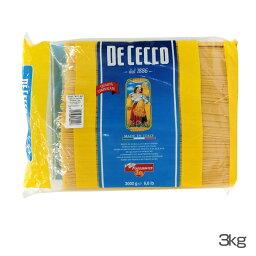 【パスタ スパゲッティ】【ディチェコ スパゲッティーニ】No11(1.6mm) 3kg【乾麺 種類 スパゲティ 輸入食材 輸入食品】ディチェコ 【D】