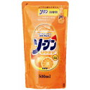 ソープンオレンジ 詰替 500ml キッチン 洗剤 キッチン...