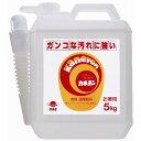 カネヨン 5KG キッチン 洗剤 キッチン用洗剤 台所用 カネヨ石鹸