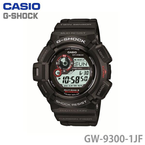 【送料無料】カシオ〔CASIO〕G-SHOCK GW-9300-1JF〔ジーショック 腕時計 GSHOCK〕【HD】【TC】 [CAWT]【532P17Sep16】 【全国どこでも送料無料】