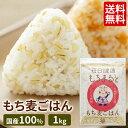 毎日健康もちまるちゃん 1kg もち麦 もちまるちゃん 西田精麦 九州産 【D】