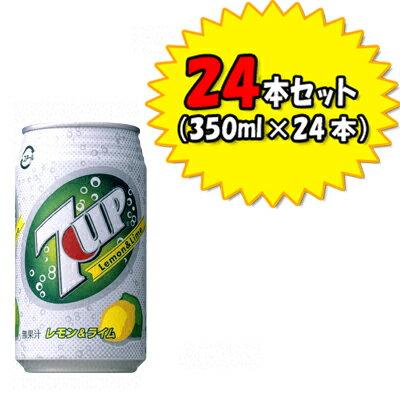 サントリー24本入りセブンアップ350ml×24本D(ジュース・Suntory・炭酸ジュース・炭酸飲