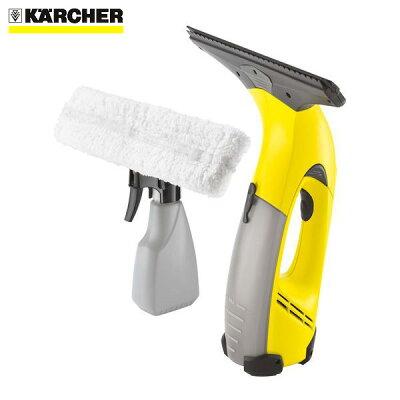 ケルヒャーKARCHER家庭用窓用掃除機バキュームクリーナーWV50プラス