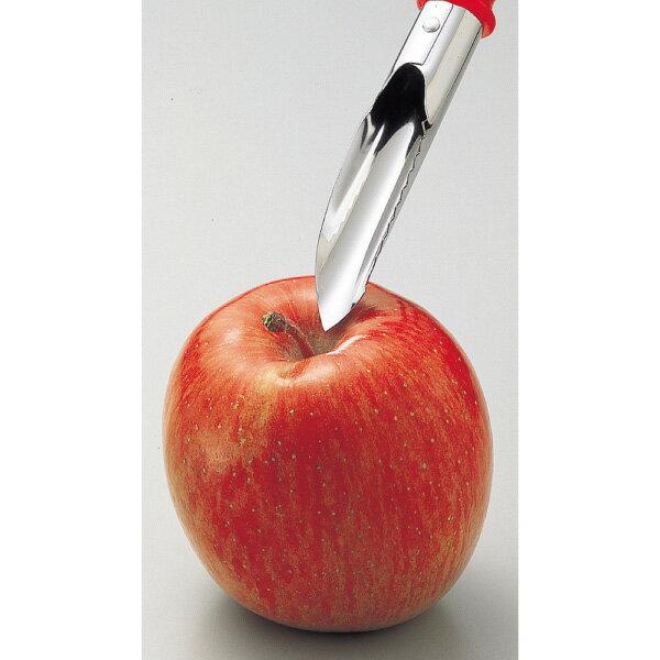 パール金属  C-3546 便利小物 リンゴのシン抜き 【くらし屋】日本製