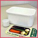 ぬか漬け美人 TK-32 【野田琺瑯】 ホーロー 容器 日本製 保存容器 漬物容器 漬け物 つけもの