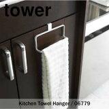 �ڥ��å����Ǽ�� 06779 ���å�����ϥ� ��� �ۥ磻�� �� tower Kitchen Towel Hanger ����ƥꥢ ��������å��� �����뤫�� YAMAZAKI ����¶�