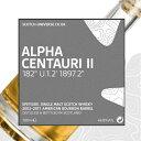 スコッチユニバース アルファ ケンタウリ 2 ALPHA CENTAURI II 700ml 49.8% グレントファース と思われる ウイスキー ウィスキー スペ..
