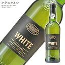 ボルゲス ホワイトポート ヴィニョス・ボルゲス ポルトガル ポート ドウロ 白ワイン 酒精強化ワイン ポートワイン 750ml 19%
