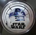 ニウエ スターウォーズR2−D21ドル貨 2011年
