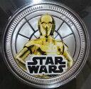 ニウエ スターウォーズC−3PO1ドル貨 2011年