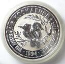 オーストラリア クッカバラ(カワセミ)30ドル銀貨(1kg) 1994年