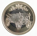 【記念貨】天皇陛下御在位30年記念500円バイカラー・クラッド貨幣 平成31年(2019年