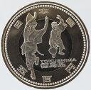 地方自治法施行60周年 徳島県 500円記念貨バイカラークラッド平成27年(2015)