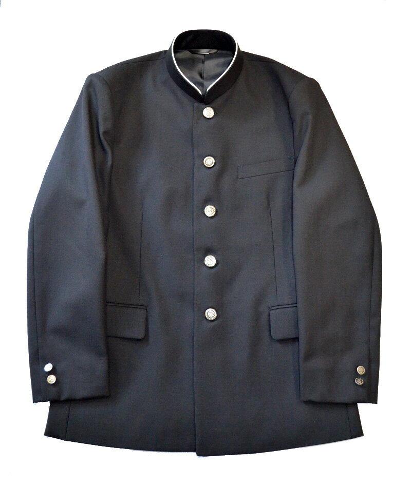【SALE!】【日本製】詰襟(上着)東京標準服 学ラン 着やすい縫い込みソフトカラータイプ!本物の詰襟がなんと1万円以下です☆