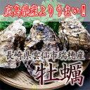 瑞穂 牡蠣 殻付き 1kg 加熱用 ※生食用ではございません...