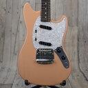 Fender Made in Japan Traditional '70s Mustang -Flamingo Pink- 【店頭展示品特価】【新品】【おちゃのみず楽器在庫品】