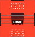 WARWICK RED Label Nickel 6弦セット Medium (25-135) ベース弦 【ネコポス】【ONLINE STORE】