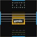 WARWICK Black Label (Long Scale) 6弦セット Medium Light (20-130) ベース弦【ONLINE STORE】