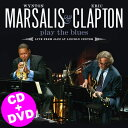 CD DVD 『Play The Blues - Live From Jazz At Lincoln Center』 プレイ ザ ブルース WYNTON MARSALIS AND ERIC CLAPTON WPZR-30420/1 【ネコポス】【ONLINE STORE】
