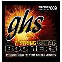 GHS GB7CL BOOMER 7ST《7弦ギター用弦》 【ネコポス】【ONLINE STORE】