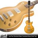 Gibson Les Paul Standard Bass Oversized Body (Gold Top)【次回入荷分ご予約受付中】【送料無料】