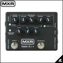 MXR M80 Bass D.I.+ ベースマンにお奨め!クリーンとディストーションのモードを持ち、ディストーションは原音ミックスで自然な歪みが得られる。EQ装備。D.I(ダイレクト)ボックスとしても有用。 コントロール: (CL)はクリーン用、(DS)はディストーション用 Bypass、Distortionスイッチ、EQ(CL/DS): Bass/Mid/Treb、Collor(プリセットEQ)、Clean Volume(CL)、Gain(DS)、Distortion Volume(DS)、Blend(DS)、Gate Trigger(DS)=ノイズフロア・スレッショルド、Gateスイッチ(DS)、Phantom/Groundスイッチ(XLR) Specification 電源9V: 乾電池006Pまたは9VACアダプター サイズ: 220(W)×162(D)×42(H)mm 重量: 1375g