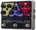 Electro Harmonix EPITOME 《3in1空間系マルチエフェクター》【送料無料】【マーキングシールプレゼント】