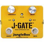 JangleBox J-Gate 《エフェクター/ノイズサプレッサー》【送料無料】【マーキングシールプレゼント】
