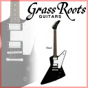 Grass Roots G-EX-58 (Black)【送料無料】【ONLINE STORE】