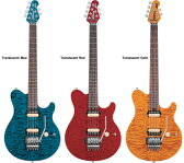 MusicMan Axis Rosewood