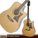 Epiphone DR-500MCE (Natural)[EMECNANH3]【送料無料】【ONLINE STORE】