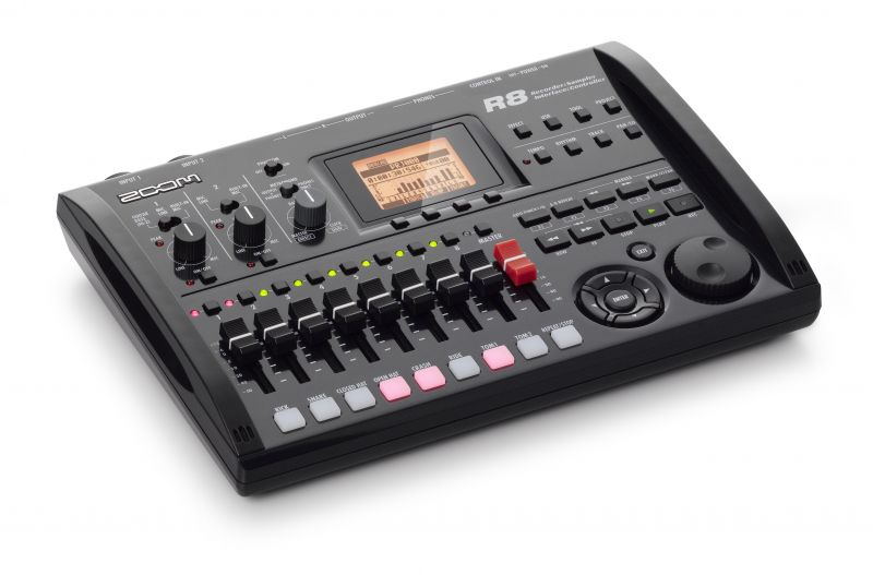 ZOOMR8《マルチトラックレコーダー》送料無料クロサワ楽器池袋店WEBSHOP