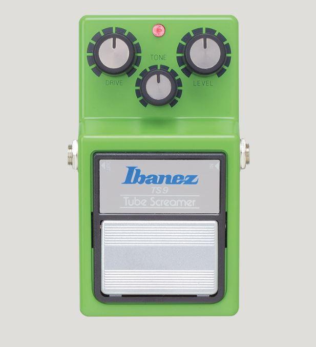 IbanezTS9TubeScreamer《エフェクター/オーバードライブ》送料無料クロサワ楽器池袋
