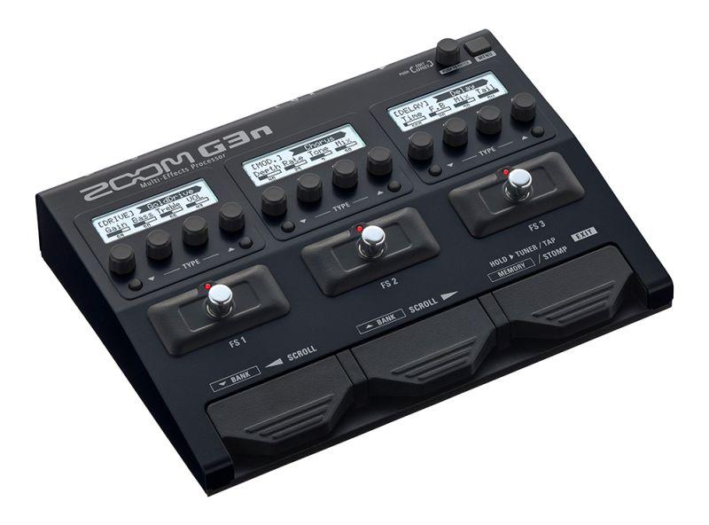 ZOOMG3nMulti-EffectsProcessor《マルチエフェクター》送料無料クロサワ楽器