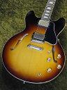 Gibson Memphis 1963 ES-335 TD 2016 VOS -Historic Burst- (# 61955)【町田店】