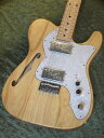 Fender Japan Exclusive Series / Classic 70s Tele Thinline -Natural-(#16021610)【町田店】
