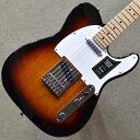 【新品】Fender Player Telecaster Maple Fingerboard 〜3-Color Sunburst〜 MX20035366 【3.78kg】【1本のみ即納可能】【アルダーボディ】【メイプル指板】【9.5 R指板】【ミディアムジャンボ22フレット】【モダンCシェイプネック】【6連ブリッジサドル】【池袋店】
