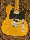 【中古】 Fender Japan 〔フェンダージャパン〕 TL52-SPL【池袋店在庫品】〔送料無料〕