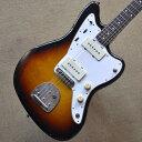 【新品アウトレット特価】Fender Road Worn '60s Jazzmaster 〜3-Color Sunburst〜 #MX16738820 【3.50kg】【ローズウッド指板】【送料..