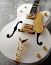 〔新品〕 Gretsch 〔グレッチ〕【FSRファルコン!】Gretsch G6136-VLFT FSR White Falcon #JT16083030【池袋店在庫品】〔エレキギター〕..