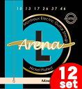 Montreux Electric Guitar Strings Extra Light Gauge Arena-L (10-46)《エレキ...