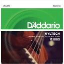D'Addario Nyltech Ukulele, Soprano EJ88S [EJ88S] 《ソプラノウクレレ用弦》【ネコポス】