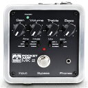 PALMER Pocket Amp MK2: Portable Guitar Preamp with DI-Out《アンプシミュレーター》【送料無料】【ONLINE STORE】