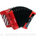 Roland V-Accordion FR-1XB RD (Red) 《電子アコーディオン》 【送料無料】【ONLINE STORE】