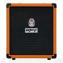 Orange Crush Pix 25 Watt Bass Amp Combo, 25 Watts Solid State CRUSH 25B (Orange) 《ベースアンプ/コンボアンプ》 【送料無料】【ONLINE STORE】