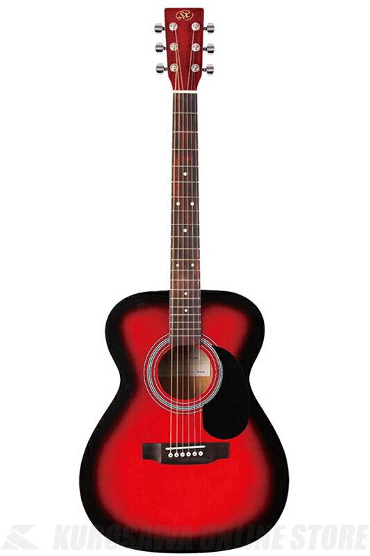 SX SD2-RDS《アコースティックギター》【お求めやすい初心者アコギ】【送料無料】 【アコースティックギター】《SX》
