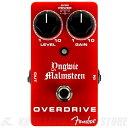 Fender Yngwie Malmsteen Overdrive Pedal 《エフェクター/オーバードライブ》【送料無料】