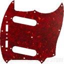 Fender Made In Japan Classic 60s Mustang 12-Hole 3-Ply Red Tortoise Shell Pickguard Made in Japan Model (ピックガード/ムスタング用) 【ONLINE STORE】