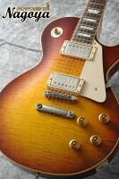 Gibson Custom Shop Historic Collection 1959 Les Paul Reissue Murphy Burst'BOTB P.82'Slow Ice Tea Fade ('15USED)