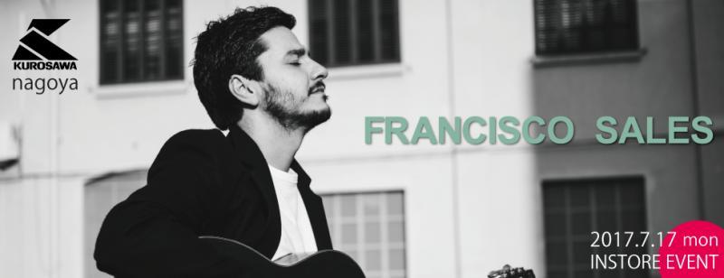 【無料】FRANCISCO SALES チケット【名古屋店在庫品】